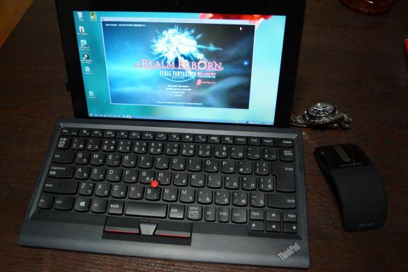 ThinkPad Bluetooth ワイヤレス・トラックポイント・キーボード